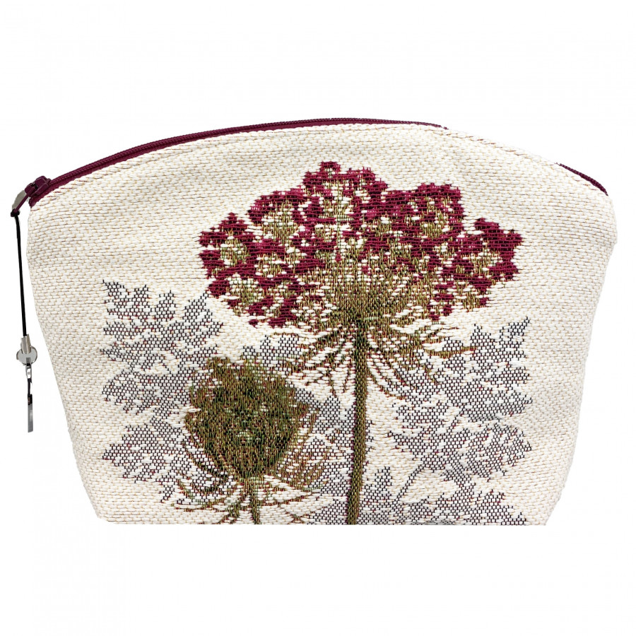Cosmetic bag Umbels