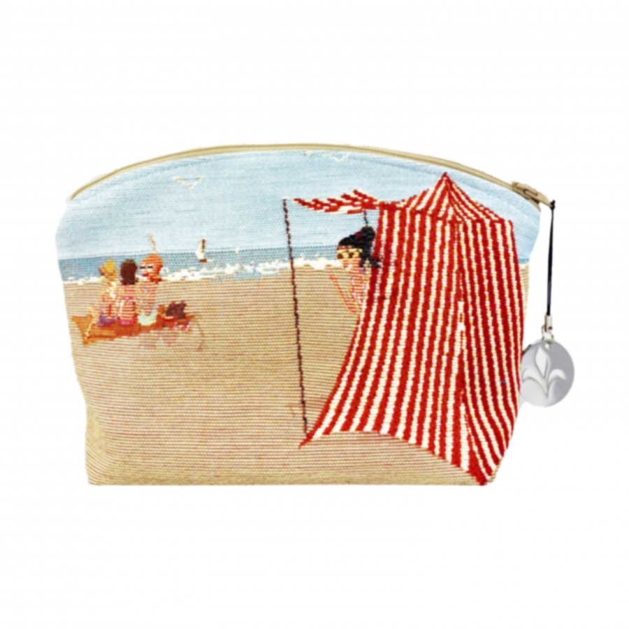 Cosmetic bag Seaside