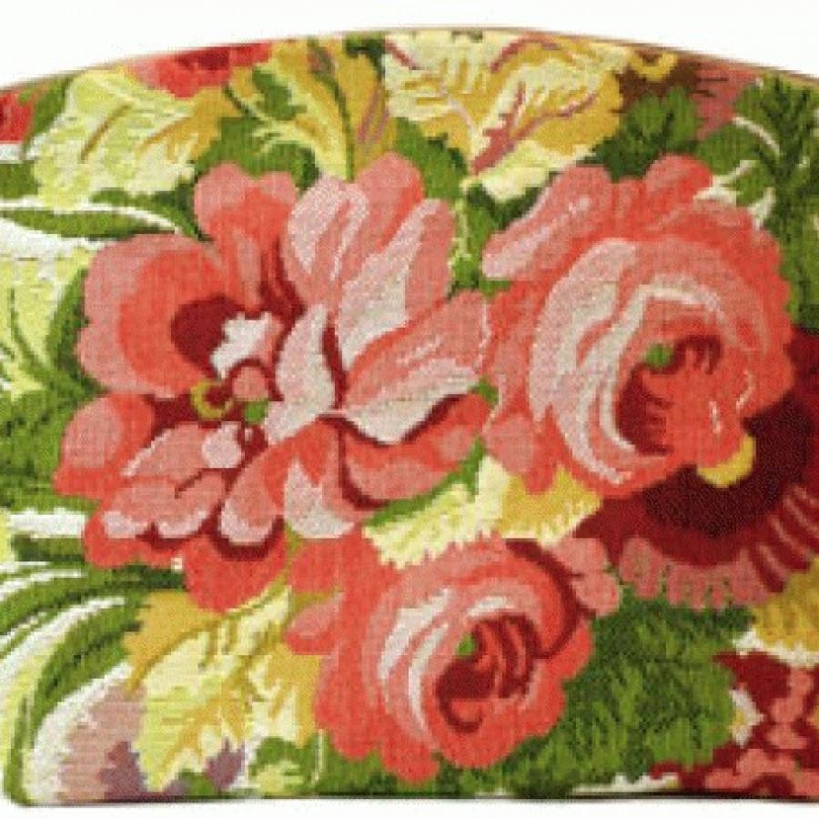 Cosmetic bag Bouquet Fontainebleau