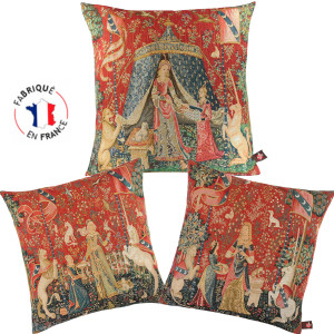 Tapestry cushions sets